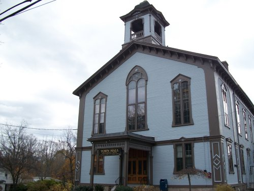 Town Hall - Pepperell, MA