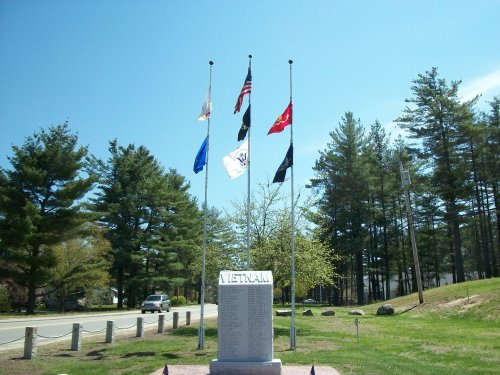 Pepperell Vietnam Memorial